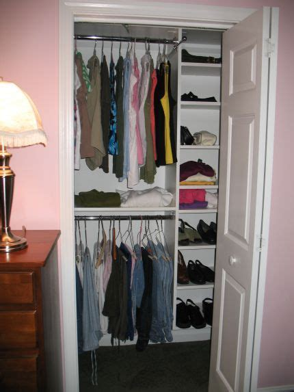 Closets For Small Bedrooms by Designs For Small Closets White Reach In Closetssmall