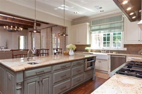 country style kitchen island 20 country style kitchen design ideas style motivation