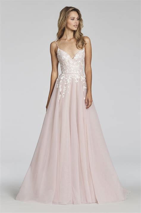 Blushing Brides 10 Gowns That Will Make You Want A Blush