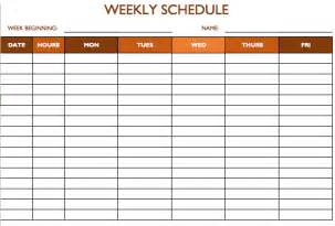 Scheduling Templates Excel Schedule Sheet Template Schedule Template Free