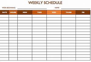 free work schedule templates for word and excel With retail schedule template