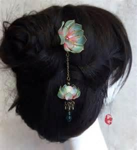 hair ornaments 17 best ideas about hair sticks on hair