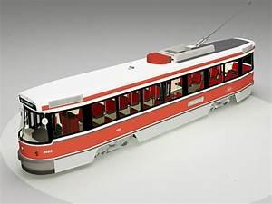Light rail transit vehicle streetcar 3d model 3D Studio ...