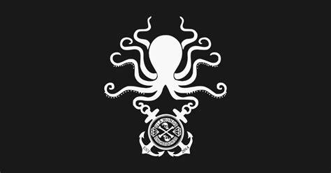 Kraken Gaming Lounge Logo By Dmitry Krino