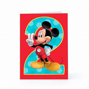 Mickey Mouse Birthday Clip Art - Cliparts.co