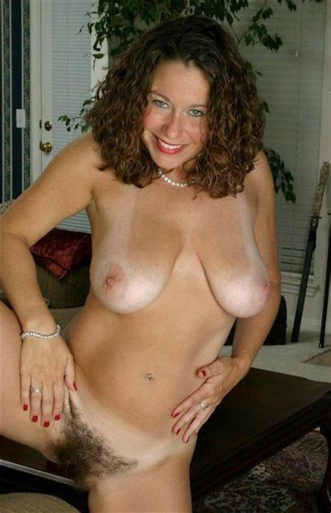 Big Smile Big Boobs Big Bush Hairy Pussy Luscious