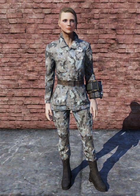 Brotherhood fatigues (Fallout 76) | Fallout Wiki | Fandom