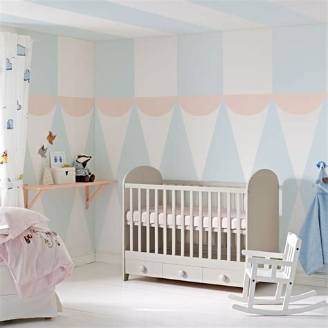 chambres bébé ikea peinture chambre fille et blanc