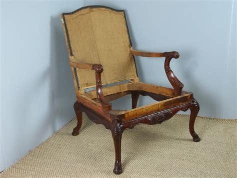 Antique Rare Design Mahogany 19th Century Gainsborough