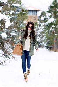 Sorel Boot Outfit Ideas