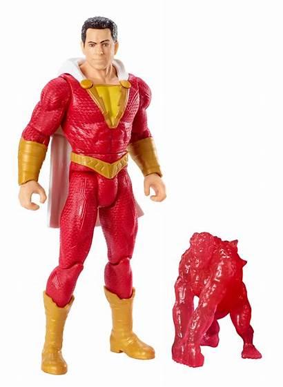 Shazam Toy Mattel Figures Fair Inch Figure