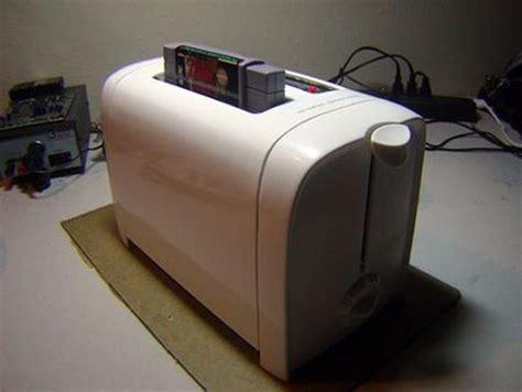 Trebuchet Toaster - you missed the plate trebuchet toast launching toaster