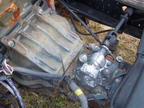 Mitsubishi Fuso Transmission All Cast Iron Manual Standard