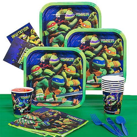 Turtle Decorations Walmart mutant turtles pack walmart