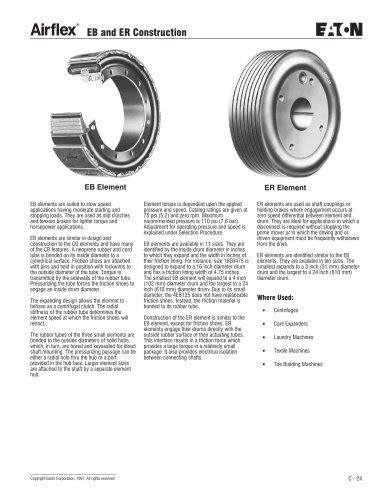 Quick Release Valve Tech Specs - Airflex - PDF Catalogs