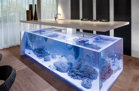 cuisine originale cuisine originale avec aquarium 2