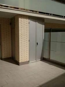 Armarios, De, Exterior, En, Aluminio, Estancos, Endiagonal, Mar, Poble, Nou, Barcelona