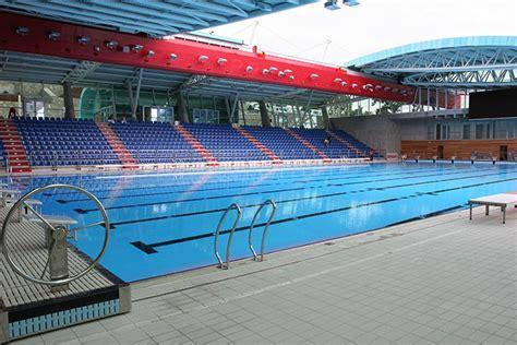 Swimming Camp Croatia  Olympic Pool Rijeka