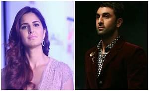 Did Ranbir Kapoor deny kissing Katrina Kaif in this song ...