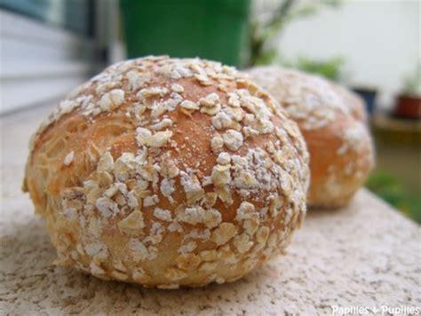 cuisiner les flocons d avoine petits pains au miel et aux flocons d 39 avoine