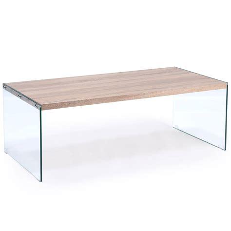 table basse verre bois table basse verre et bois design id 233 es de d 233 coration