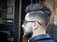 Disconnected Undercut Haircut
