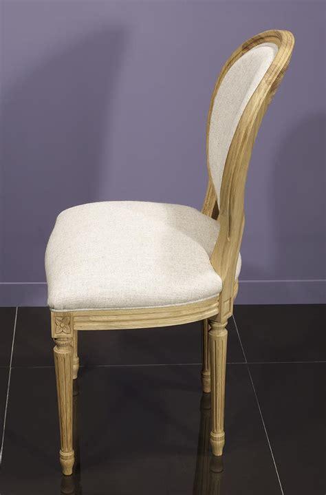 refaire assise chaise chaise simon en chêne massif de style louis xvi finition
