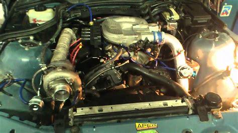 Bmw Z3 Turbo Kit by Bmw Z3 1 8 Turbo Start