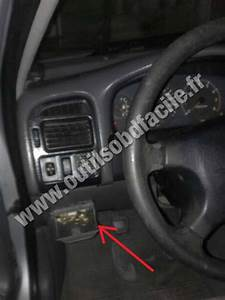 Obd2 Connector Location In Toyota Avensis  1997