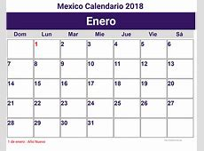 Calendario 2018 mexico 4 2018 Calendar printable for