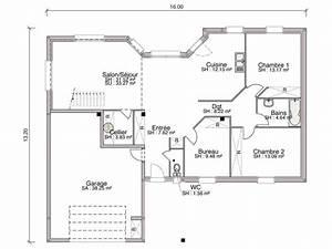 plan maison avec cotation cote scarr co homewreckr With plan maison avec cote