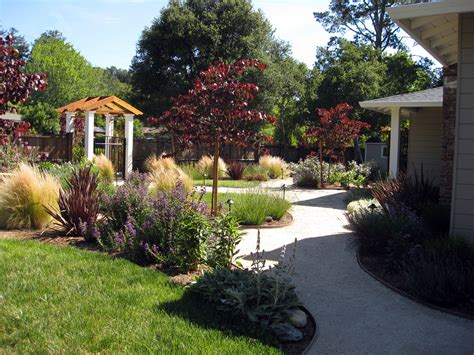 landscape ideas for front of house low maintenance landscape low maintenance ideas for front of house sloped and small backyard with shed