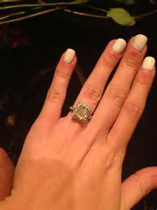 show me engagement rings fancy yellow engagement ring show me yours weddingbee