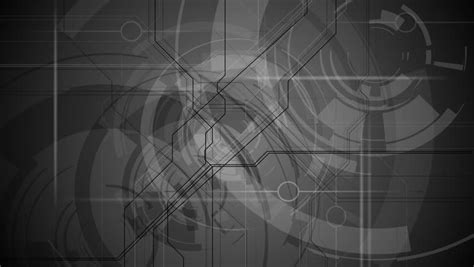 gray tech background   stock footage video