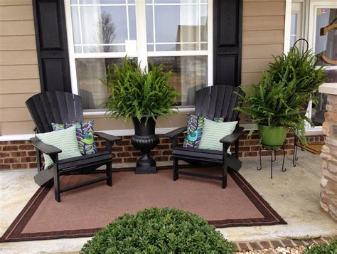 Porch And Patio Furniture by Modern Front Porch Decorating Ideas Design Ideas And