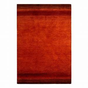 Teppich 140 X 160 : teppich indo gabbeh vizianagaram rot 70 x 140 cm parwis online kaufen bei woonio ~ Bigdaddyawards.com Haus und Dekorationen