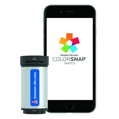 sherwin williams portable colorsnap match tool