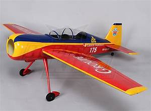 Flyfly Yak 54 54 U0026 39  U0026 39  Fiberglass Electric Rc Plane Arf