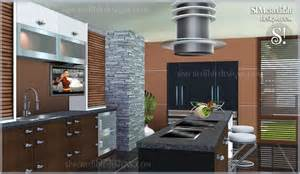 my sims 3 concordia kitchen set by simcredible designs