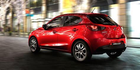 2015 Mazda 2 : New details of third-generation city car ...