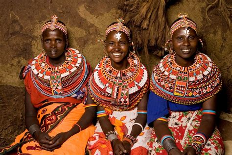 what people wear in different african countries jenman