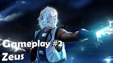 dota 2 gameplay zeus pt br youtube