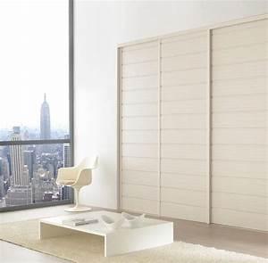 Porte Dressing Sur Mesure : portes de placard sur mesure coulissantes battantes ~ Premium-room.com Idées de Décoration