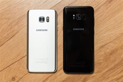 Galaxy S8 Edge Samsung Galaxy S8 Kontra Samsung Galaxy S7 Edge Co Wybrać