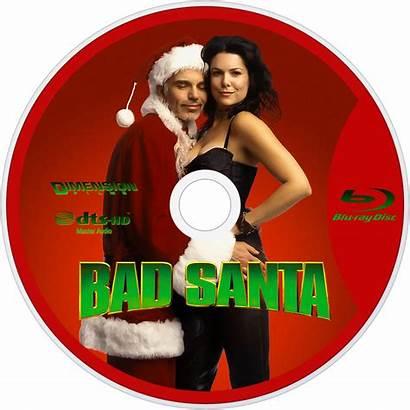 Santa Bad Fanart Tv Movies Disc Bluray