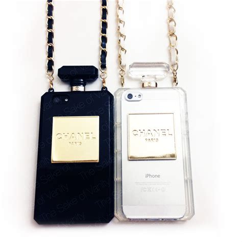 chanel iphone 5s chanel inspired perfume bottle w chain for iphone 5