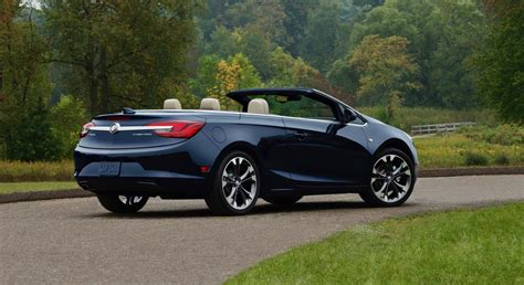 2018 Buick Cascada Brings The Color Back  The Torque Report