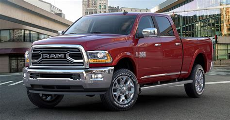 2017 Dodge 2500 Ram  Safest Car In This Class
