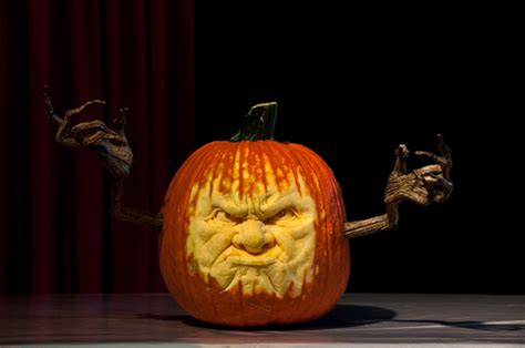 Halloween Faces For Pumpkins Carving by Probably The Best Pumpkin Carvings You Will Ever See