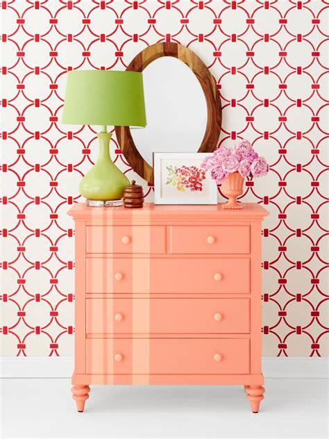 Pink Chevron Dresser Knobs by 4 Ways To Style A Dresser Hgtv